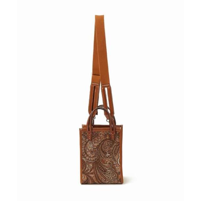 IENA(イエナ)の 【A VACATION】 ストラップハンドバッグ◆ レディースのバッグ(ハンドバッグ)の商品写真