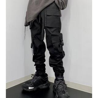 RAF SIMONS - XU DOG select jogger pants カーゴパンツ