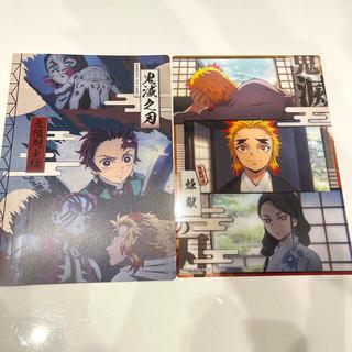バンダイ(BANDAI)の煉獄家族 クリアビジュアルポスター(キャラクターグッズ)
