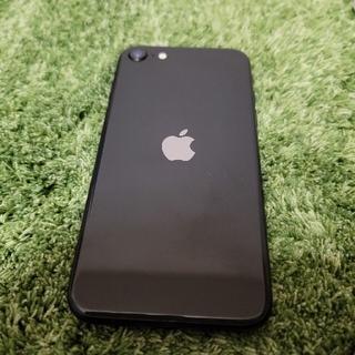 Apple - iPhone SE 第2世代 (SE2) ブラック 64 GB SIMフリー