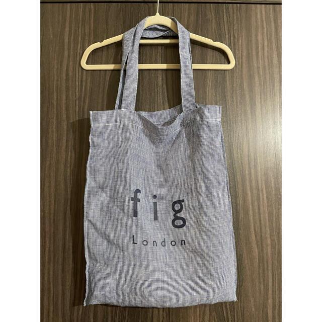 fig London(フィグロンドン)のfig london / ノベルティトートバッグ レディースのバッグ(トートバッグ)の商品写真
