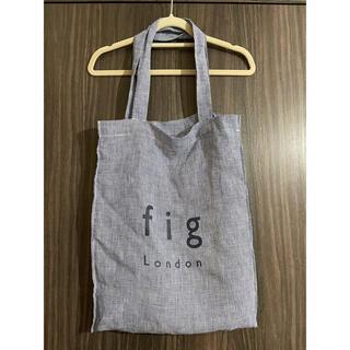 fig London - fig london / ノベルティトートバッグ
