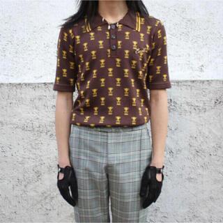 マルタンマルジェラ(Maison Martin Margiela)のernest w baker polo shirt(ポロシャツ)