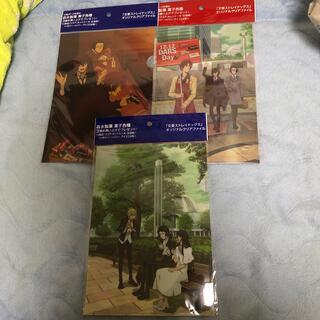 モリナガセイカ(森永製菓)の森永製菓 文豪ストレイドッグス クリアファイル(クリアファイル)