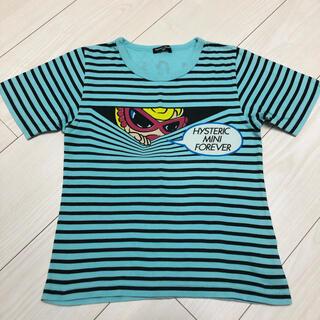 水色Tee110cm(Tシャツ/カットソー)