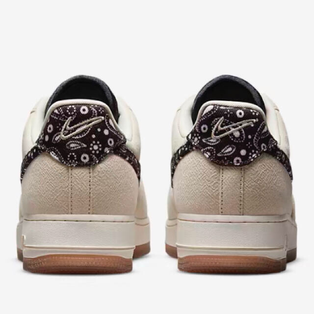 NIKE(ナイキ)の27cm Air Force 1 Low  Paisley バンダナ ペイズリー メンズの靴/シューズ(スニーカー)の商品写真