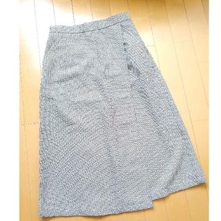DEUXIEME CLASSE - whim gazette ウィムガゼット ラップ風スカート