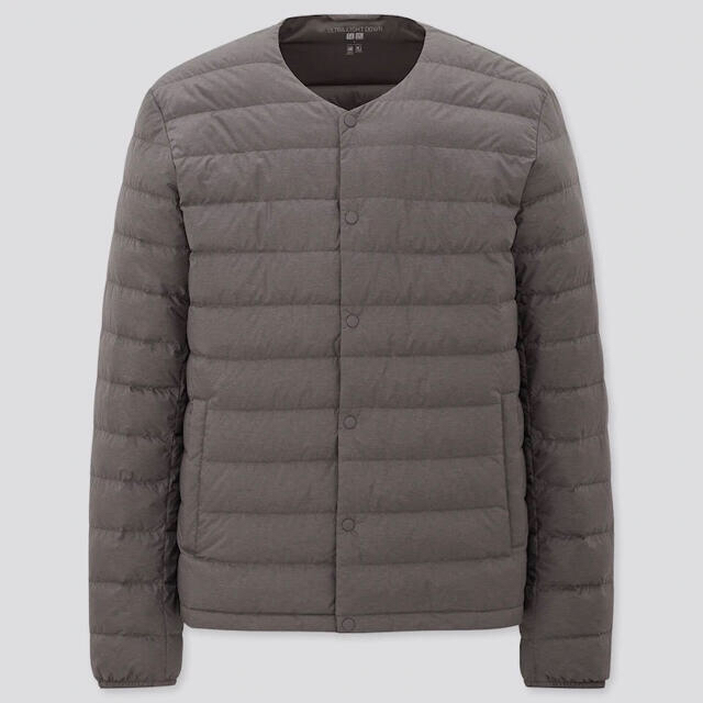 UNIQLO(ユニクロ)のユニクロ ウルトラライトダウンコンパクトジャケット M ネイビー メンズのジャケット/アウター(ダウンジャケット)の商品写真