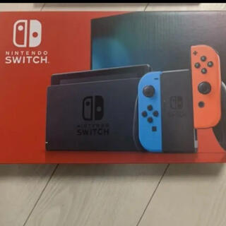 Nintendo Switch - 任天堂 ニンテンドースイッチ 本体 ネオン&ブルー