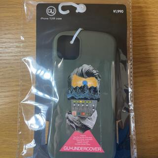 アンダーカバー(UNDERCOVER)のiPhone11/XR アンダーカバーとGUのコラボケース(iPhoneケース)