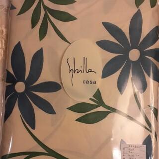 Sybilla - お値下げ♪ シビラ 敷き布団カバー    シングル 105×215㎝ 綿100%