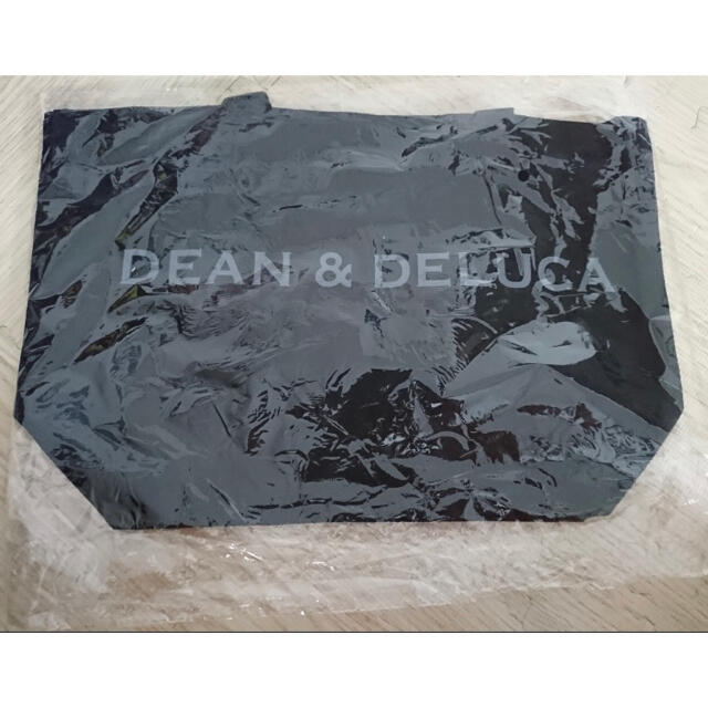 DEAN & DELUCA(ディーンアンドデルーカ)のDEAN&DELUCA [ディーン&デルーカ] トートバッグ(ブラック 大) レディースのバッグ(トートバッグ)の商品写真