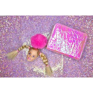 バービー(Barbie)のBarbie ミニ財布♡♡(財布)