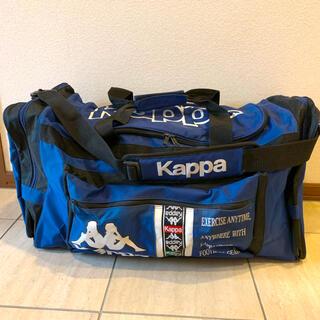 カッパ(Kappa)のKappa スポーツボストンバッグ 大容量(ボストンバッグ)