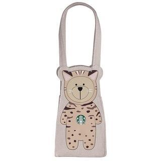 スターバックスコーヒー(Starbucks Coffee)の【透明な花 サンカヨウ様専用】タンブラーバッグ 2点セット(ハンドバッグ)
