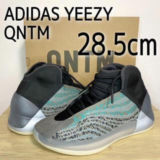 アディダス(adidas)の美品 YEEZY QUANTUM TEAL BLUE 28.5cm クァンタム(スニーカー)