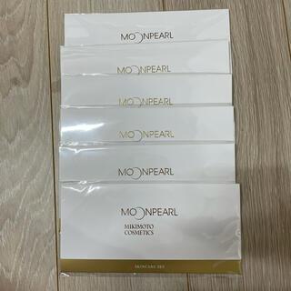 ミキモトコスメティックス(MIKIMOTO COSMETICS)の未使用品ミキモト 基礎化粧品サンプル6セット(サンプル/トライアルキット)