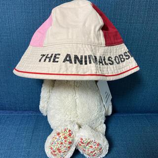 キャラメルベビー&チャイルド(Caramel baby&child )のthe animals observatory tao キッズ ロゴハット(帽子)