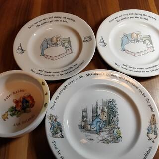 WEDGWOOD - WEDGEWOOD ピーターラビット お皿セット ウエッジウッド