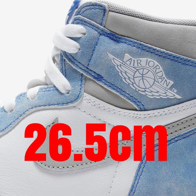 "NIKE(ナイキ)のNike Air Jordan 1 High OG ""Hyper Royal"" メンズの靴/シューズ(スニーカー)の商品写真"
