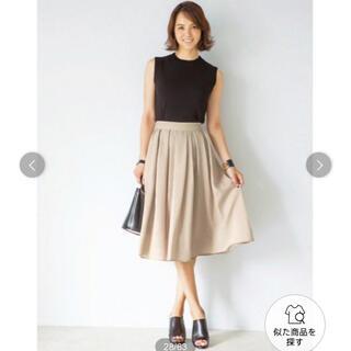 スタイルデリ(STYLE DELI)の美品 スタイルデリ ミディ丈ギャザスカート(ひざ丈スカート)