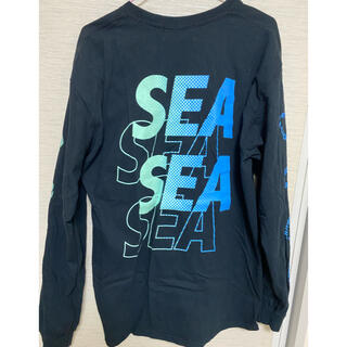 WIND AND SEA FLAGSTUFF ロンT(Tシャツ/カットソー(七分/長袖))