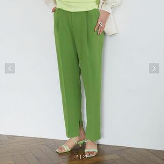 green label relaxing - ブラクトメント パンツ 未使用タグ付き