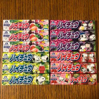 モリナガセイカ(森永製菓)のハイチュウ 4種類 12個(菓子/デザート)