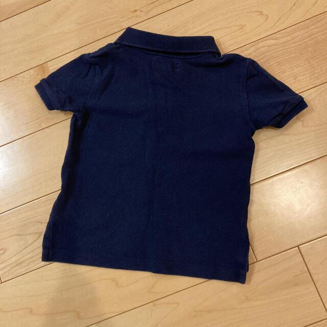 Ralph Lauren(ラルフローレン)のラルフローレン ビッグポニー ポロシャツ サイズ90 キッズ/ベビー/マタニティのキッズ服男の子用(90cm~)(Tシャツ/カットソー)の商品写真