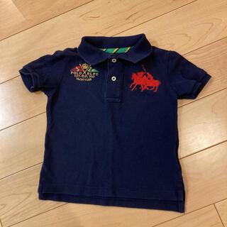 Ralph Lauren - ラルフローレン ビッグポニー ポロシャツ サイズ90