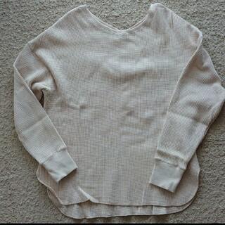 ビームス(BEAMS)のビームス ワッフルカットソー(Tシャツ(長袖/七分))