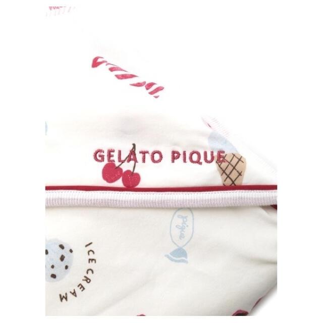 gelato pique(ジェラートピケ)の【新品】gelato pique ガールズフェイバリット baby ブランケット キッズ/ベビー/マタニティのこども用ファッション小物(おくるみ/ブランケット)の商品写真