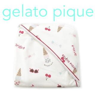 gelato pique - 【新品】gelato pique ガールズフェイバリット baby ブランケット