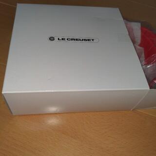 LE CREUSET - 新品未使用 LE CREUSET シリコンスチーマー 赤