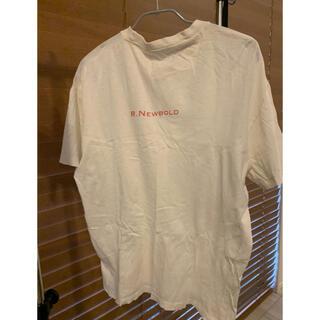 【90'sヴィンテージ】R. NEWBOLD ロゴTシャツ ポールスミス