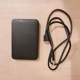 東芝 - 東芝 ポータブルHDD HD-AC10TK 1TB