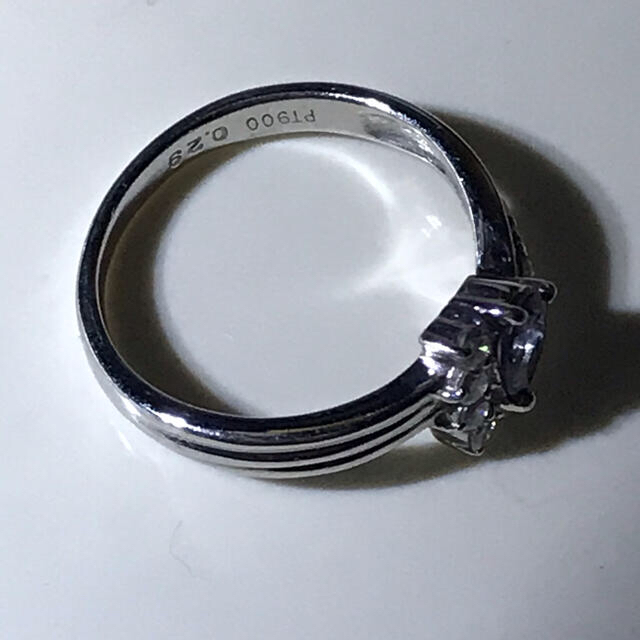 専用です。ベキリー カラーチェンジガーネット レディースのアクセサリー(リング(指輪))の商品写真