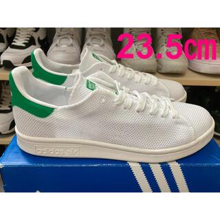 adidas - 新品 アディダス スタンスミス プライムニット ホワイト グリーン メッシュ
