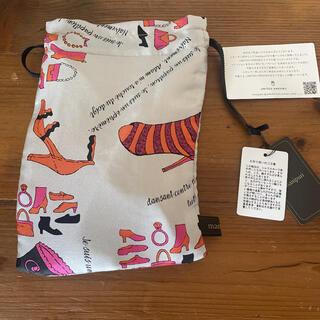 ユナイテッドアローズ(UNITED ARROWS)のユナイテッドアローズノベルティmanipuriシルク巾着(ポーチ)