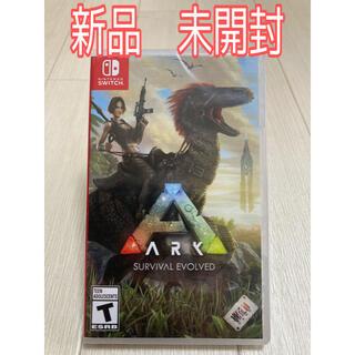 ニンテンドースイッチ(Nintendo Switch)の新品・未開封 北米版 アークサバイバルエボルブド Switch(携帯用ゲームソフト)