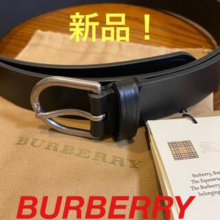 バーバリー(BURBERRY)の【値下げ!新品】バーバリー ベルト 袋付き BURBERRY(ベルト)