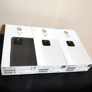 Google Pixel - Google pixel4a5G SIMフリー SIMロック解除済み