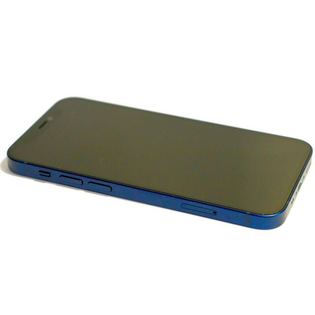 Apple(アップル)の2時間限定価格|新品同様|iPhone 12 Mini 64gb|ブルー スマホ/家電/カメラのスマートフォン/携帯電話(スマートフォン本体)の商品写真