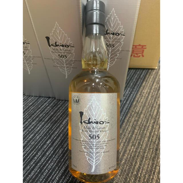 イチローズモルト505  12本セット 食品/飲料/酒の酒(ウイスキー)の商品写真