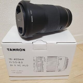 TAMRON - Tamron 18-400mm F/3.5-6.3 Di II VC HLD