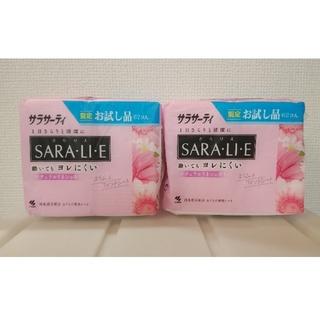 小林製薬 - サラリエ SARALIE サラサーティ ナチュラルリネンの香り おりものシート