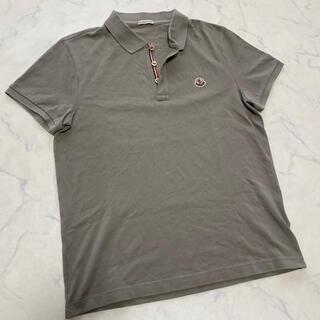 MONCLER - 正規保証 中古品 17SS モンクレール トリコロールライン 半袖ポロシャツ