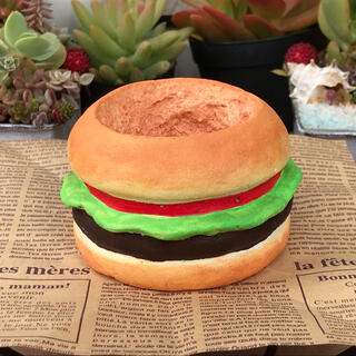 モルタル ハンバーガー(プランター)