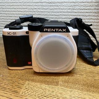 PENTAX - PENTAX K-01  (ジャンク) ペンタックス K-01