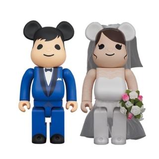 MEDICOM TOY - BE@RBRICK グリーティング結婚